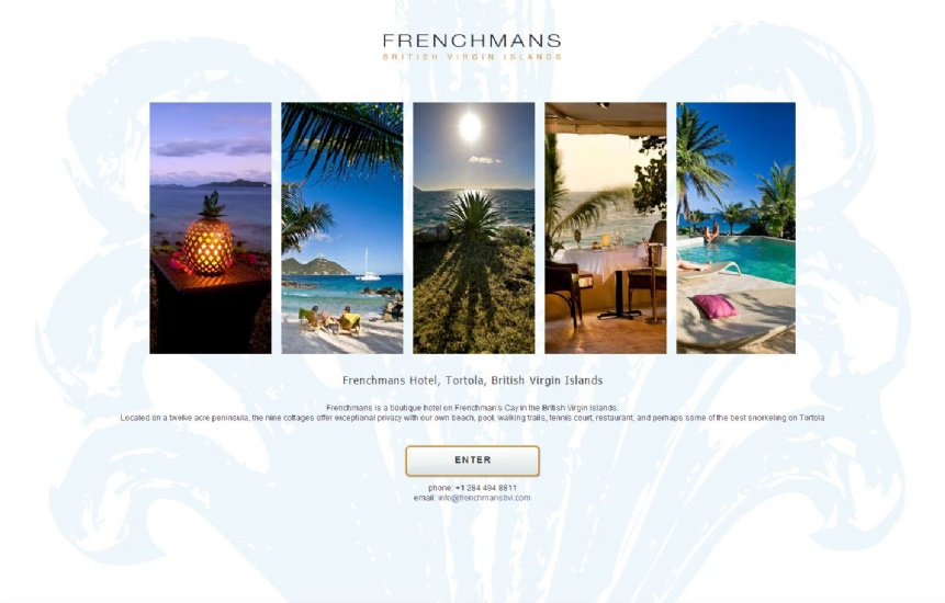 Frenchmans Resort Website
