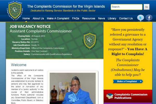 Complaints Commission