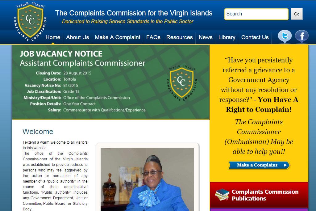 Complaints Commission