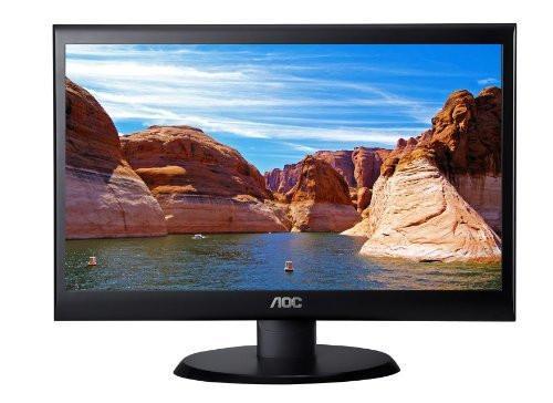 """AOC 20"""" Class LED Backlit Monitor"""