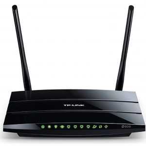 TP-Link N600 Wireless Wi-Fi Dual Band Router (TL-WDR3600)