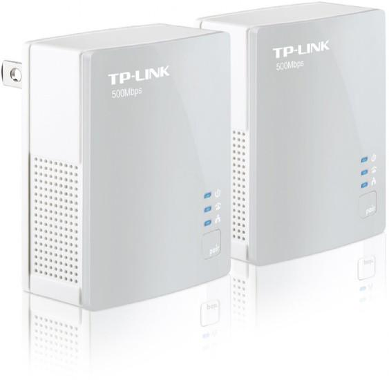 TP-LINK Nano Powerline Adapter Starter Kit