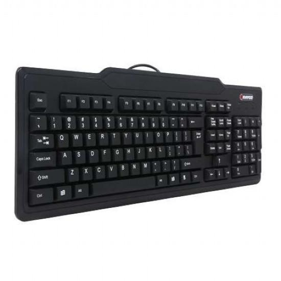 Raygo 107 Standard PS/2 Keyboard