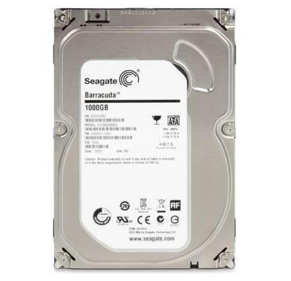 Seagate Barracuda 1TB Desktop Hard Drive 3.5 inch