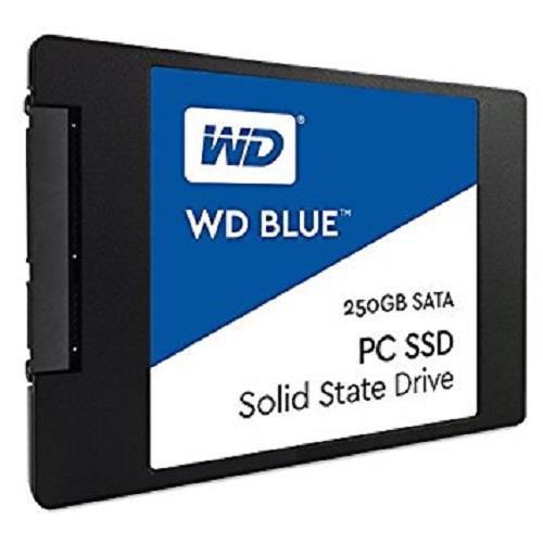 WD BLUE PC SSD 250GB