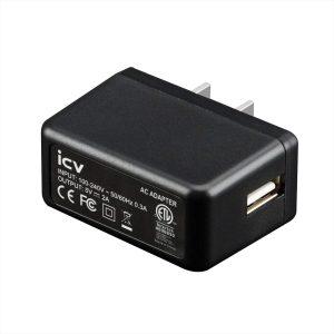 ICV 5V USB Wall Charger