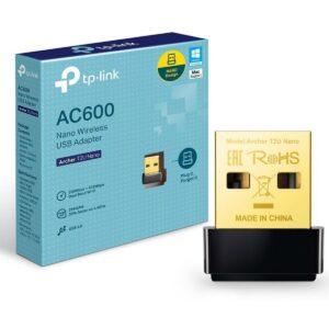 TP-Link Mini -AC600 USB 2.0 Wifi Adapter Archer T2U Nano