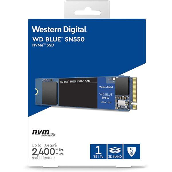WD Blue SN550 NVMe